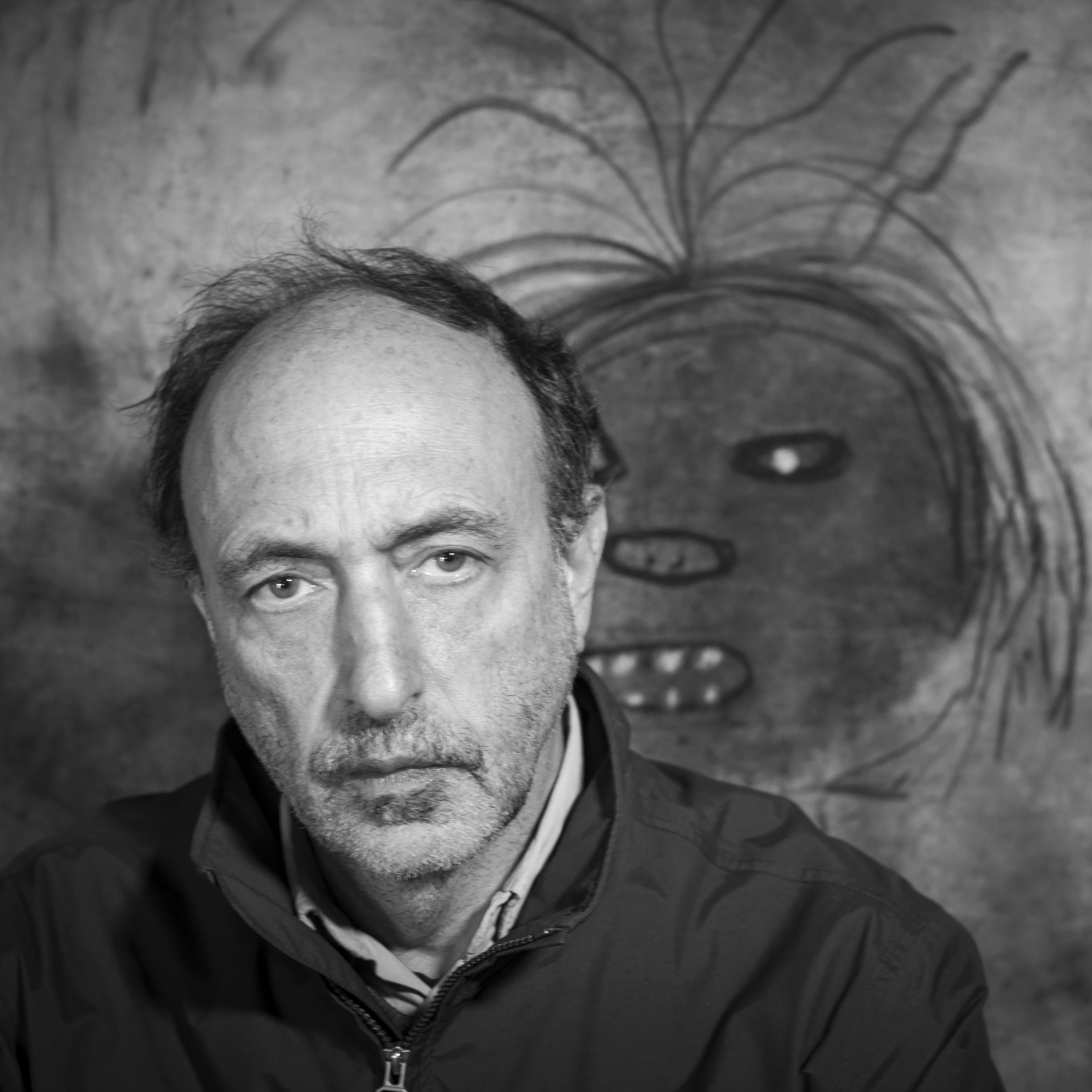 Roger Ballen (c) Marguerite Rossouw - CENTRALE for contemporary art
