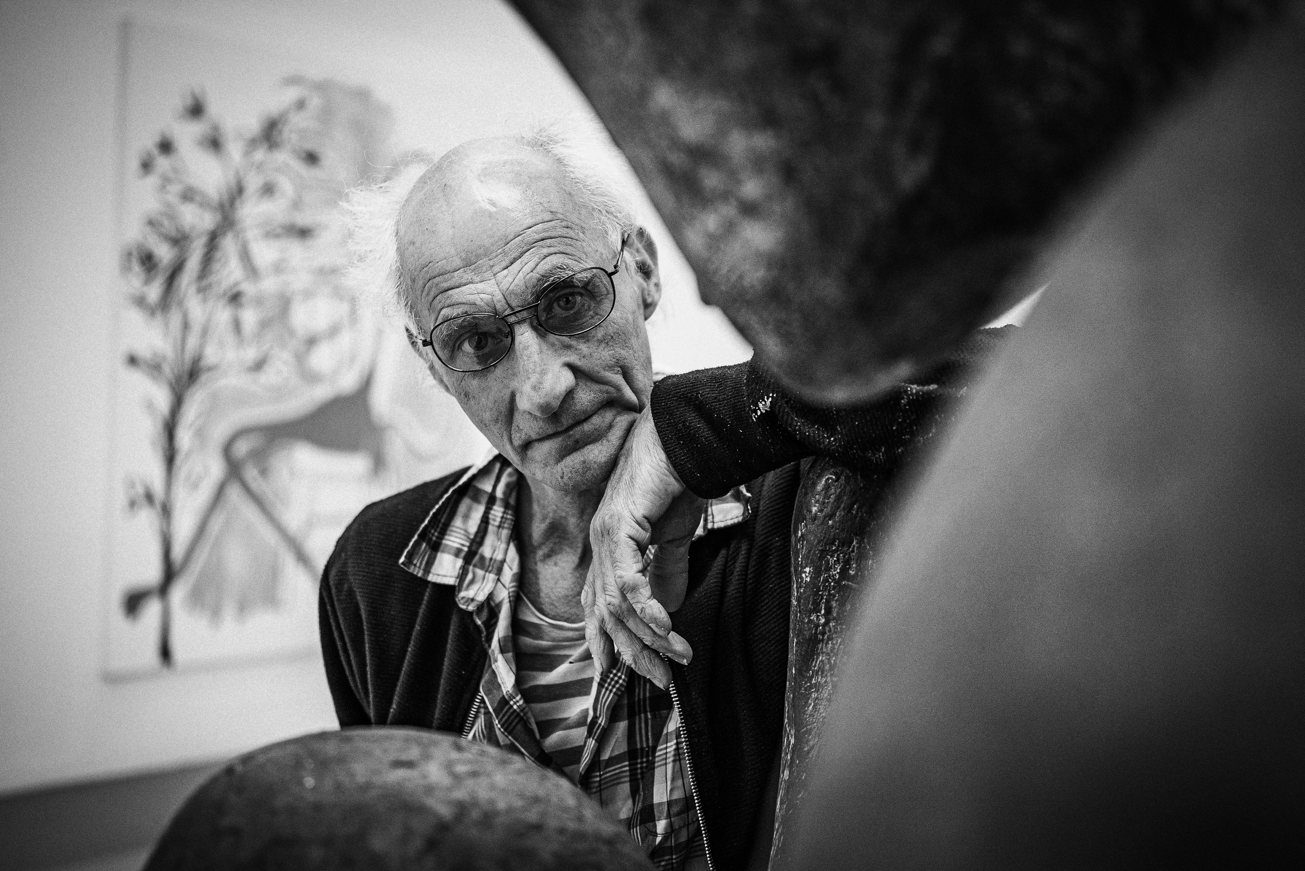 Portrait Henk Visch @ CENTRALE - (c) Michael Havenith