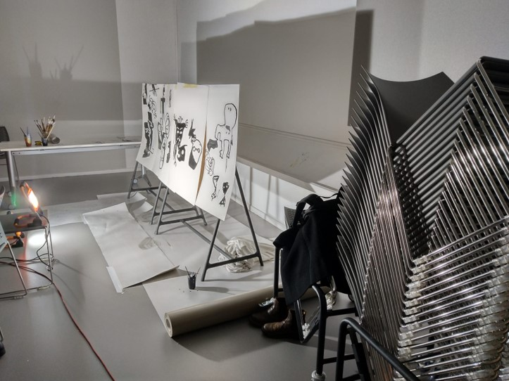 Atelier Ombres, Marion Fabien - CENTRALE