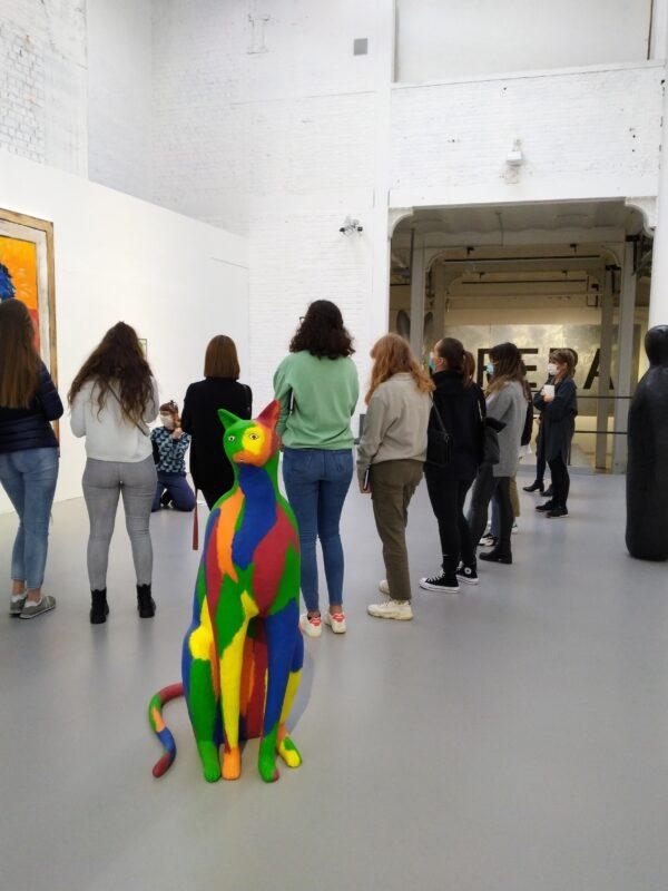 Visite-Atelier ISPG - CENTRALE